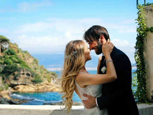 Il matrimonio di Domenico e Daniela a Napoli, Napoli 1