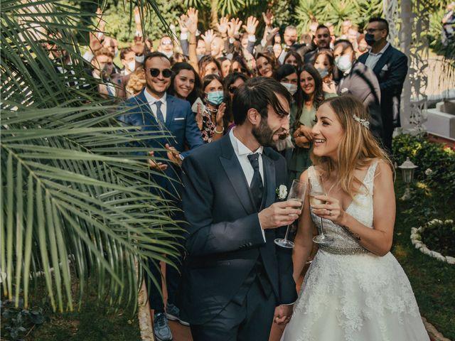 Il matrimonio di Domenico e Daniela a Napoli, Napoli 101