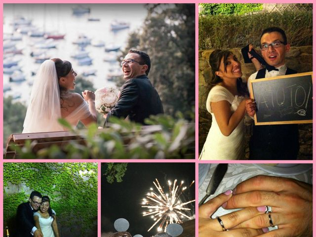 Il matrimonio di Federico e Indira a Sestri Levante, Genova 6