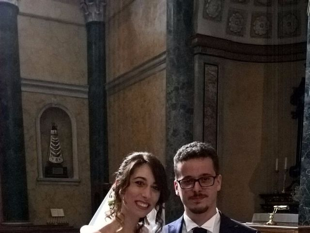 Il matrimonio di Marcello e Francesca a Cameri, Novara 3