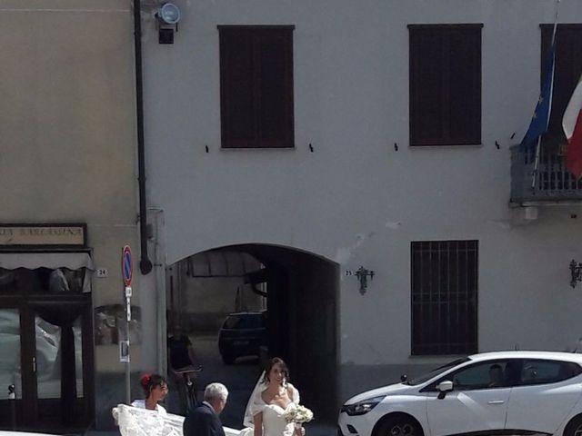 Il matrimonio di Marcello e Francesca a Cameri, Novara 17