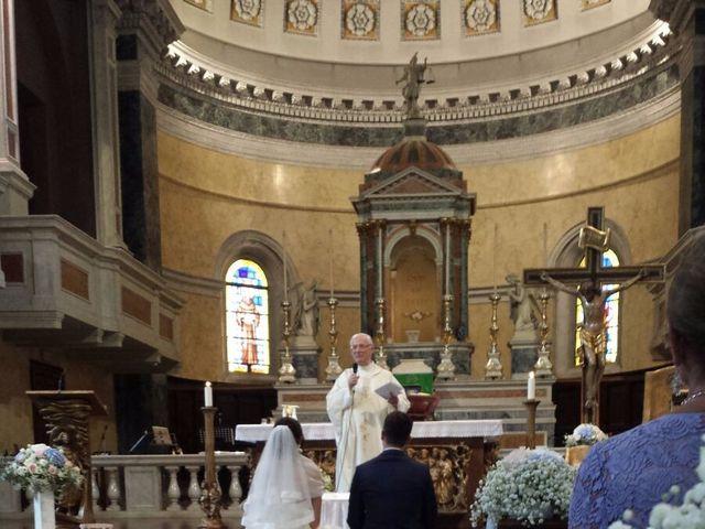 Il matrimonio di Marcello e Francesca a Cameri, Novara 20