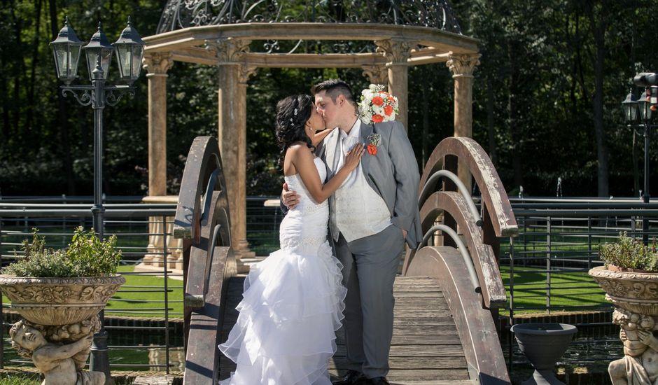 Il matrimonio di Giuseppe  e Rachele a Fontaneto d'Agogna, Novara