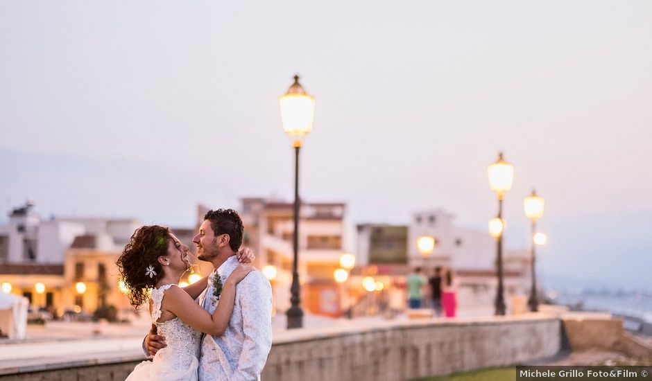 Il matrimonio di Carlo e Giovanna a Barcellona Pozzo di Gotto, Messina