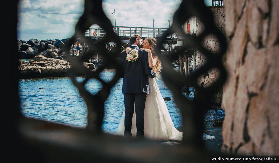 Il matrimonio di Domenico e Daniela a Napoli, Napoli
