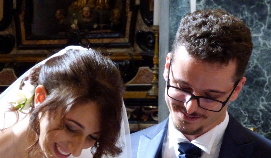 Il matrimonio di Marcello e Francesca a Cameri, Novara