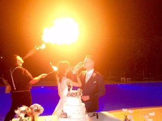 Le nozze di Sara e Dominik 1