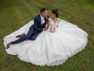Le nozze di Sara e Dominik