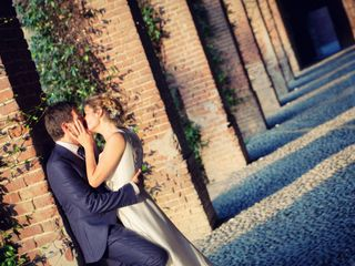 Le nozze di Erika e Lorenzo