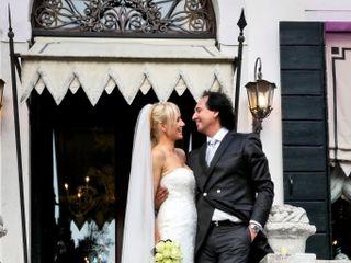 Le nozze di Giuliana e Alberto 1