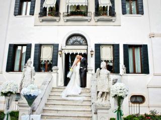 Le nozze di Giuliana e Alberto