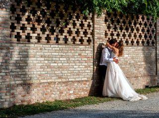 Le nozze di Romina e Daniele