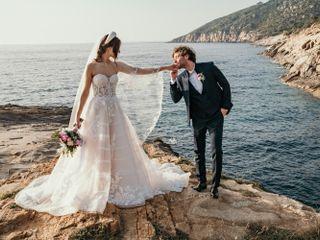 Le nozze di Christina e Roberto