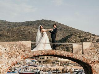Le nozze di Christina e Roberto 1