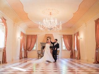 Le nozze di Mariagina e Matteo