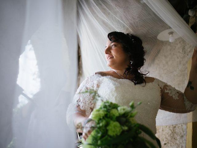 Il matrimonio di Aldo e Nicole a Borgofranco d'Ivrea, Torino 20
