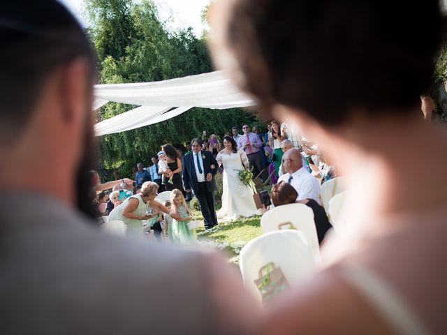Il matrimonio di Aldo e Nicole a Borgofranco d'Ivrea, Torino 22