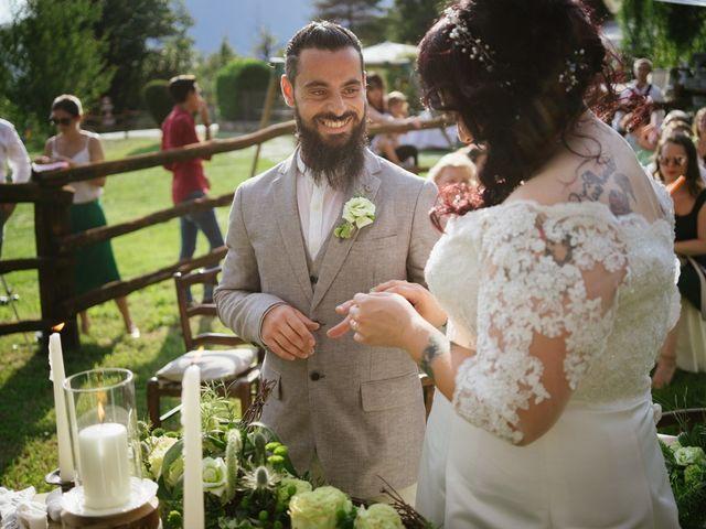 Il matrimonio di Aldo e Nicole a Borgofranco d'Ivrea, Torino 25