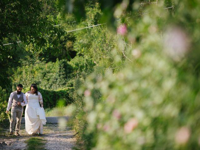Il matrimonio di Aldo e Nicole a Borgofranco d'Ivrea, Torino 26