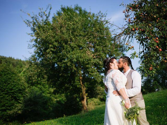 Le nozze di Nicole e Aldo