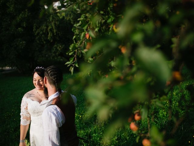 Il matrimonio di Aldo e Nicole a Borgofranco d'Ivrea, Torino 28