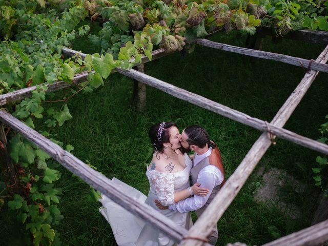Il matrimonio di Aldo e Nicole a Borgofranco d'Ivrea, Torino 34