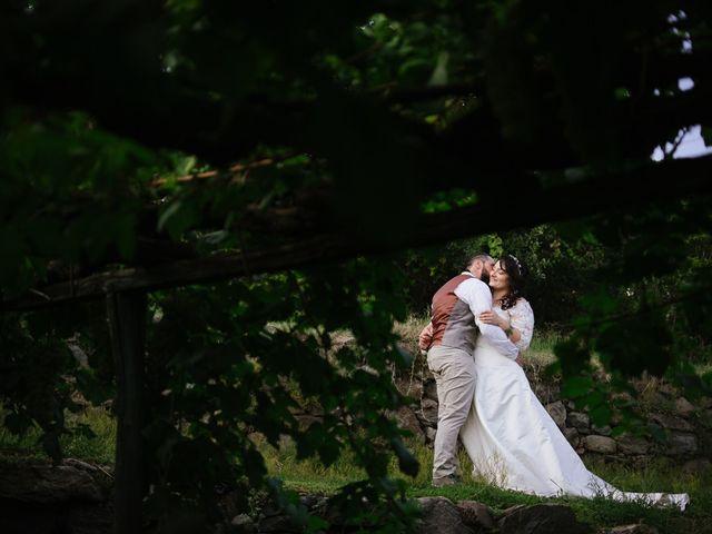 Il matrimonio di Aldo e Nicole a Borgofranco d'Ivrea, Torino 35