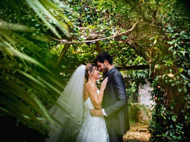 Le nozze di Federica e Andrea