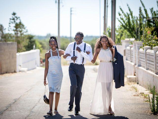 Il matrimonio di Ivan e Cynthia a Santa Cesarea Terme, Lecce 9