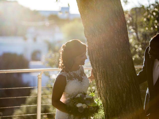 Il matrimonio di Ivan e Cynthia a Santa Cesarea Terme, Lecce 47