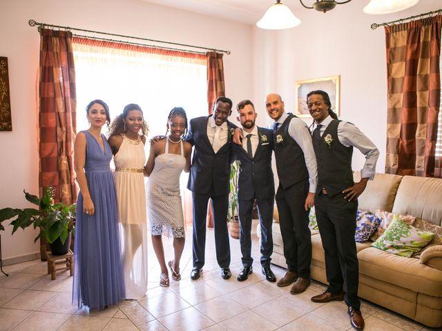 Il matrimonio di Ivan e Cynthia a Santa Cesarea Terme, Lecce 18