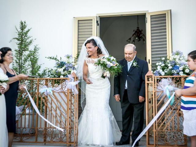 Il matrimonio di Ivan e Cynthia a Santa Cesarea Terme, Lecce 6