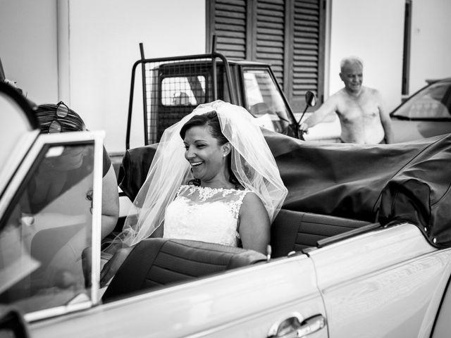 Il matrimonio di Ivan e Cynthia a Santa Cesarea Terme, Lecce 7