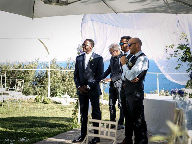 Il matrimonio di Ivan e Cynthia a Santa Cesarea Terme, Lecce 28