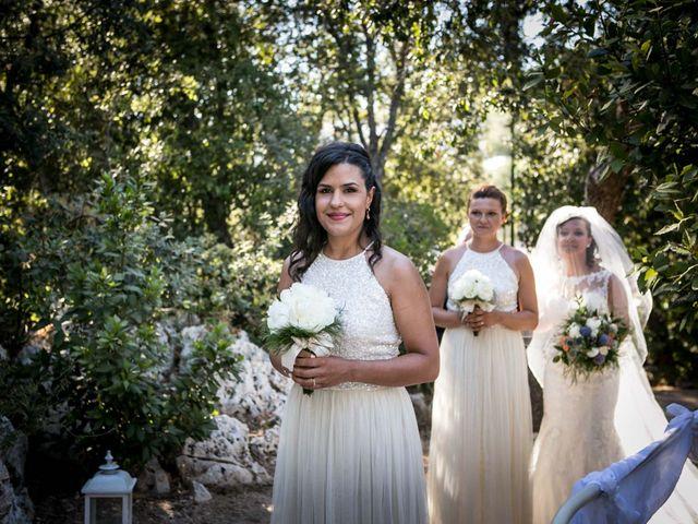 Il matrimonio di Ivan e Cynthia a Santa Cesarea Terme, Lecce 24