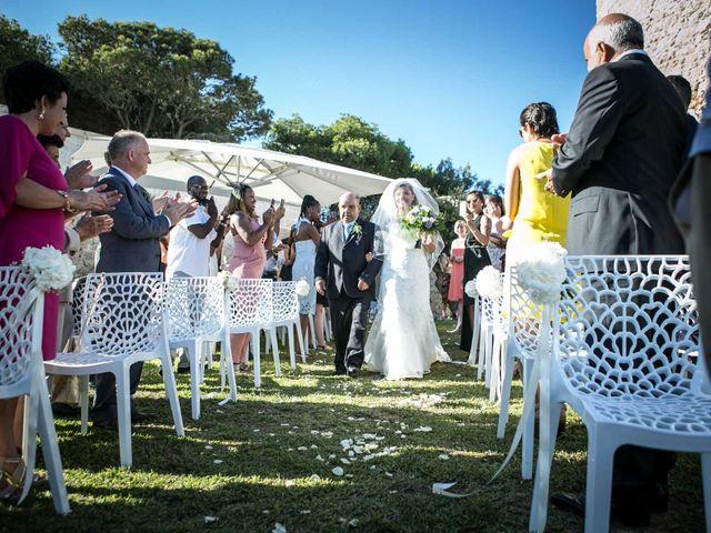 Il matrimonio di Ivan e Cynthia a Santa Cesarea Terme, Lecce 27