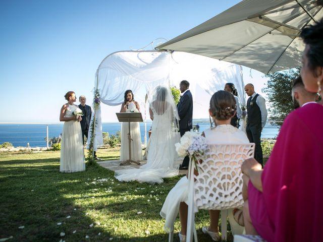Il matrimonio di Ivan e Cynthia a Santa Cesarea Terme, Lecce 30