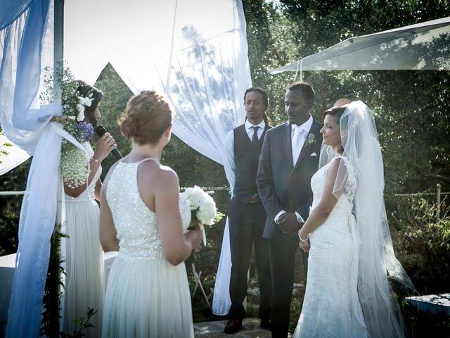 Il matrimonio di Ivan e Cynthia a Santa Cesarea Terme, Lecce 32