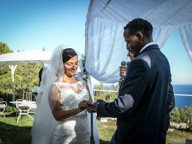 Il matrimonio di Ivan e Cynthia a Santa Cesarea Terme, Lecce 35