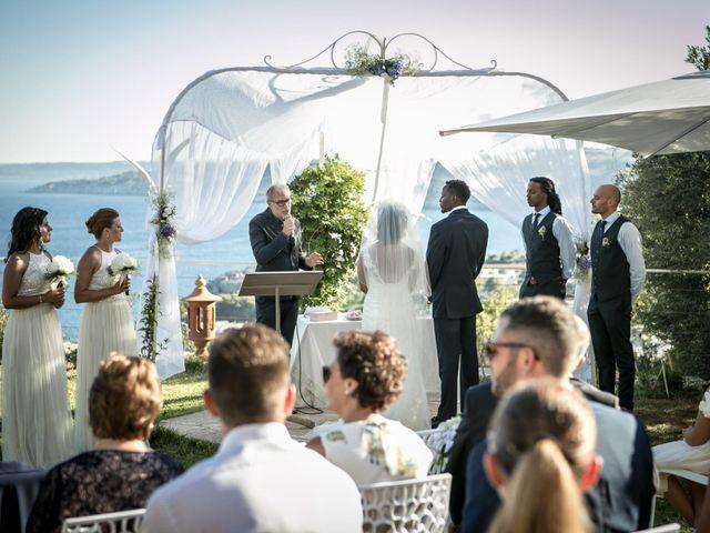 Il matrimonio di Ivan e Cynthia a Santa Cesarea Terme, Lecce 36