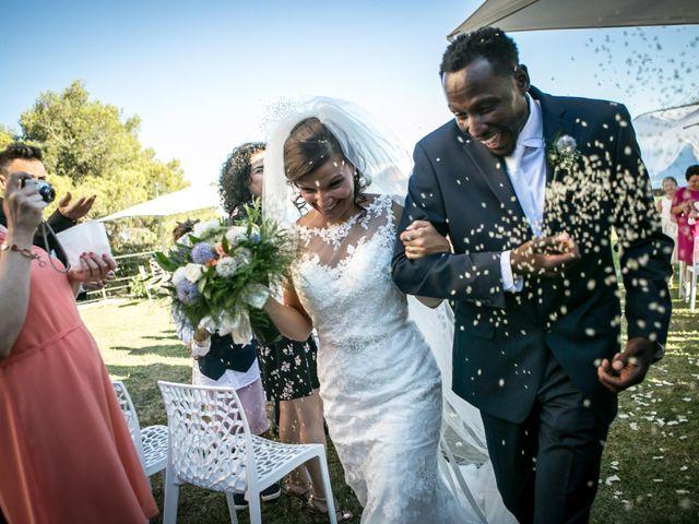 Il matrimonio di Ivan e Cynthia a Santa Cesarea Terme, Lecce 41