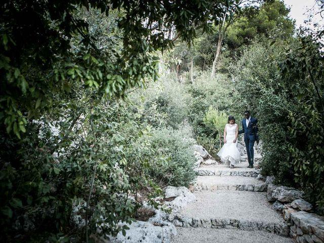 Il matrimonio di Ivan e Cynthia a Santa Cesarea Terme, Lecce 1