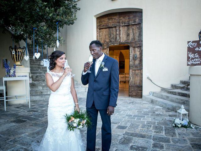 Il matrimonio di Ivan e Cynthia a Santa Cesarea Terme, Lecce 57