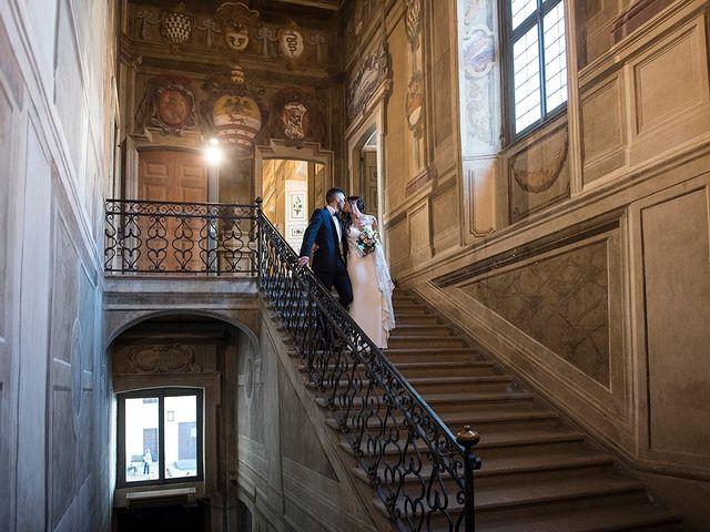 Le nozze di Eleonora e Emilio