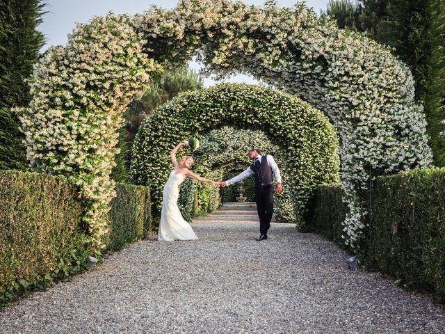 Le nozze di Francesca e Oneil