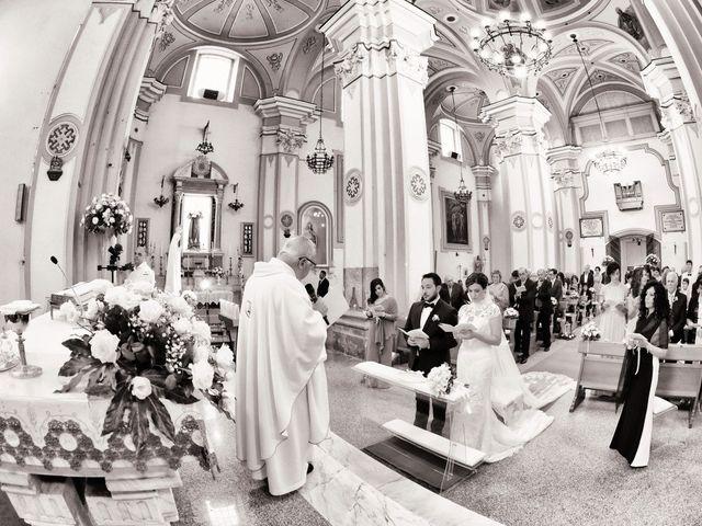 Il matrimonio di Antonio e Rossella a San Giorgio del Sannio, Benevento 4
