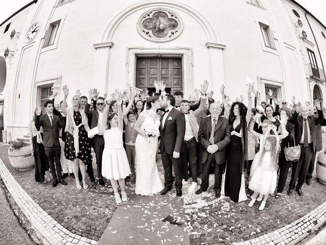 Il matrimonio di Antonio e Rossella a San Giorgio del Sannio, Benevento 6