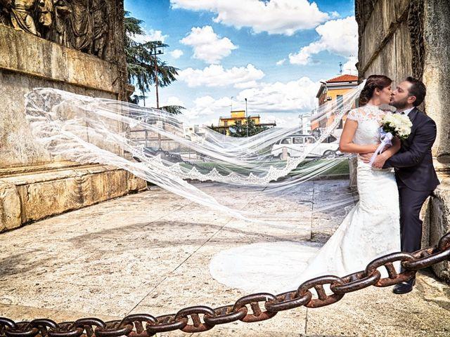Il matrimonio di Antonio e Rossella a San Giorgio del Sannio, Benevento 7