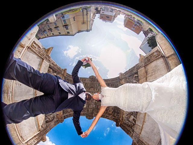 Il matrimonio di Antonio e Rossella a San Giorgio del Sannio, Benevento 8