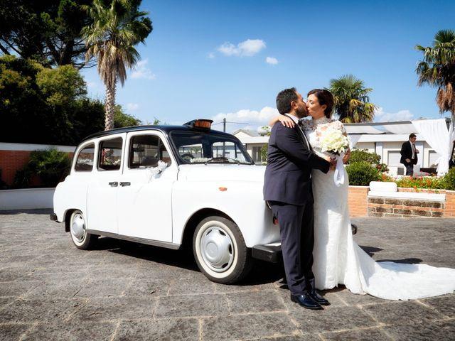 Il matrimonio di Antonio e Rossella a San Giorgio del Sannio, Benevento 25